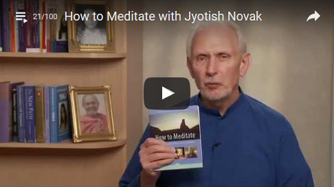 How to Meditate with Jyotish Novak