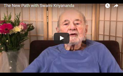 the new path with swami kriyananda